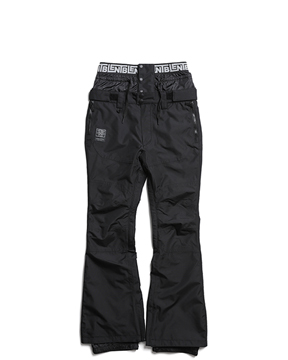 BLSK SKINNY PANTS / BLACK