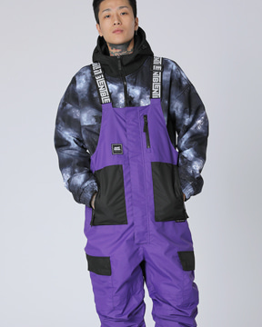 VIENTA OVERALL _ PURPLE