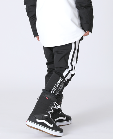 STRIKE JOGGER - BLACK